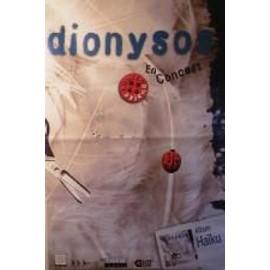 Dionysos - AFFICHE MUSIQUE / CONCERT / POSTER
