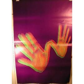 Paul McCartney - TRES RARE - AFFICHE MUSIQUE / CONCERT / POSTER