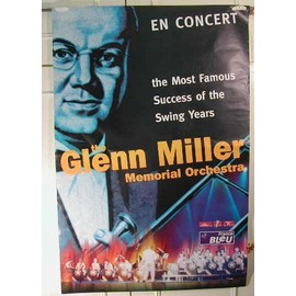 Miller Glen - 2004 - AFFICHE MUSIQUE / CONCERT / POSTER