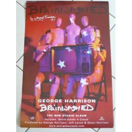 George Harrison - AFFICHE MUSIQUE / CONCERT / POSTER