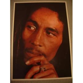 Bob Marley - AFFICHE MUSIQUE / CONCERT / POSTER