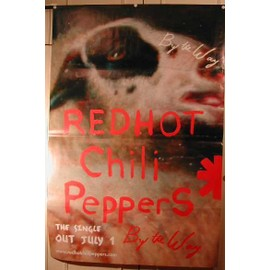 Red Hot Chili Peppers - AFFICHE MUSIQUE / CONCERT / POSTER