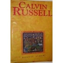 Russell Calvin - AFFICHE MUSIQUE / CONCERT / POSTER