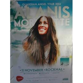 Alanis Morissette - AFFICHE MUSIQUE / CONCERT / POSTER