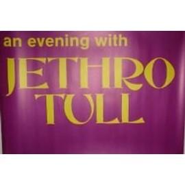 Jethro Tull - AFFICHE MUSIQUE / CONCERT / POSTER