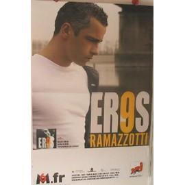 Ramazzotti Eros - 2004 - AFFICHE MUSIQUE / CONCERT / POSTER