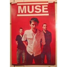 Muse - Sans bandeau - AFFICHE MUSIQUE / CONCERT / POSTER