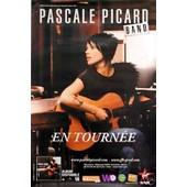 Pascale Picard - Affiche Musique / Concert / Poster