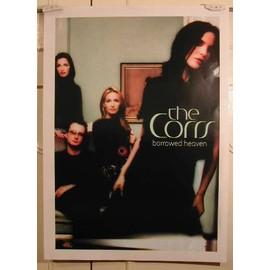 Corrs The (Recto) - AFFICHE MUSIQUE / CONCERT / POSTER