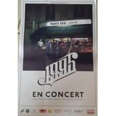 1995 - Paris Sud - Affiche Musique / Concert / Poster