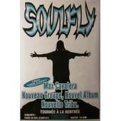Soulfly - Affiche Musique / Concert / Poster