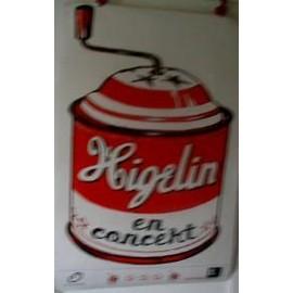 Higelin Jacques - 2003 - AFFICHE MUSIQUE / CONCERT / POSTER