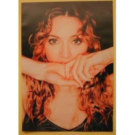 Madonna - AFFICHE MUSIQUE / CONCERT / POSTER