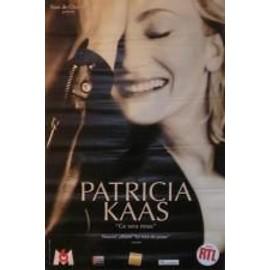 Kaas Patricia - gros plan - AFFICHE MUSIQUE / CONCERT / POSTER