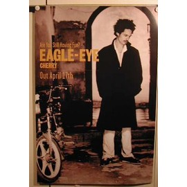 Cherry Eagle-eye - AFFICHE MUSIQUE / CONCERT / POSTER