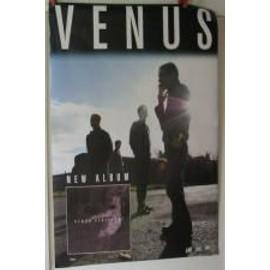 Venus - 2003 - AFFICHE MUSIQUE / CONCERT / POSTER