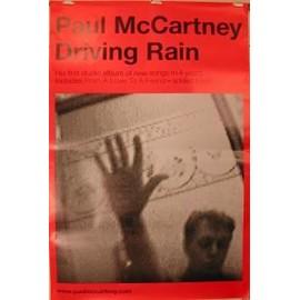 McCartney Paul - AFFICHE MUSIQUE / CONCERT / POSTER