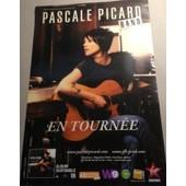 Pascale Picard - En Tourn�e - Affiche Musique / Concert / Poster