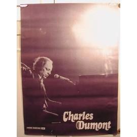 Dumont Charles - AFFICHE MUSIQUE / CONCERT / POSTER
