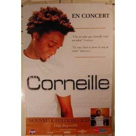 Corneille - AFFICHE MUSIQUE / CONCERT / POSTER