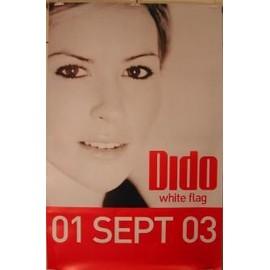 Dido - 37865 - AFFICHE MUSIQUE / CONCERT / POSTER