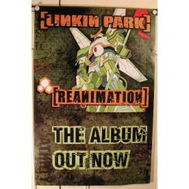 Linkin Park - AFFICHE MUSIQUE / CONCERT / POSTER