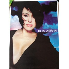 Tina ARENA - AFFICHE MUSIQUE / CONCERT / POSTER