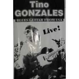 Gonzales Tino - AFFICHE MUSIQUE / CONCERT / POSTER