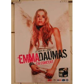 Daumas Emma - AFFICHE MUSIQUE / CONCERT / POSTER
