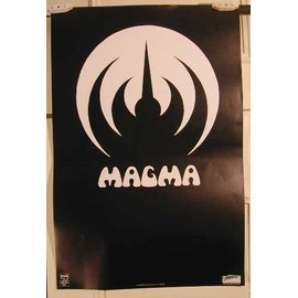 Magma - 2004 - AFFICHE MUSIQUE / CONCERT / POSTER