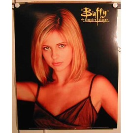 Buffy - The Vampire Slayer - AFFICHE MUSIQUE / CONCERT / POSTER
