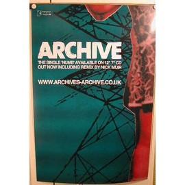 Archive - AFFICHE MUSIQUE / CONCERT / POSTER