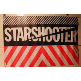 Starshooter - AFFICHE MUSIQUE / CONCERT / POSTER