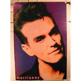 Morrissey - AFFICHE MUSIQUE / CONCERT / POSTER