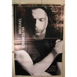 Michael Hutchence - INXS - AFFICHE MUSIQUE / CONCERT / POSTER