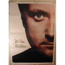 Collins Phil - AFFICHE MUSIQUE / CONCERT / POSTER