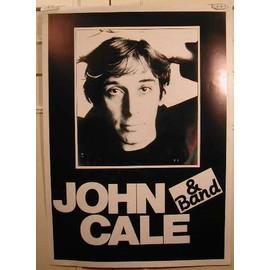 Cale John - AFFICHE MUSIQUE / CONCERT / POSTER