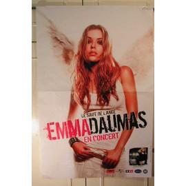 Daumas Emma - 2004 - AFFICHE MUSIQUE / CONCERT / POSTER