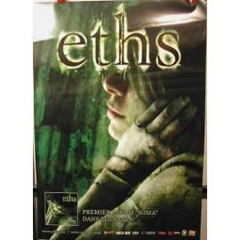 ETHS - AFFICHE MUSIQUE / CONCERT / POSTER