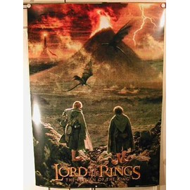 Lord Of The Rings - AFFICHE MUSIQUE / CONCERT / POSTER