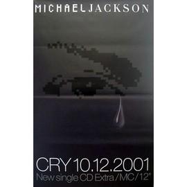 Jackson Michael - AFFICHE MUSIQUE / CONCERT / POSTER