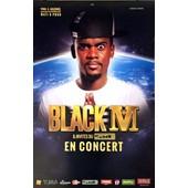 Black M & La Wati B - Affiche Musique / Concert / Poster