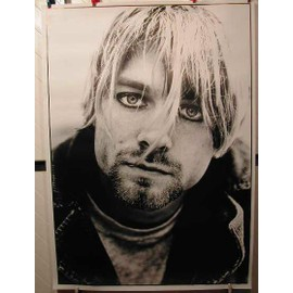 Cobain Kurt - AFFICHE MUSIQUE / CONCERT / POSTER