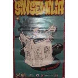 Sinsemilia - Journal - AFFICHE MUSIQUE / CONCERT / POSTER