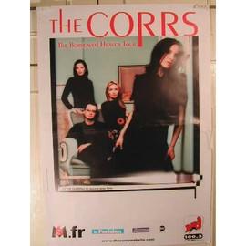 Corrs The - AFFICHE MUSIQUE / CONCERT / POSTER