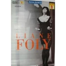 Foly Liane - AFFICHE MUSIQUE / CONCERT / POSTER