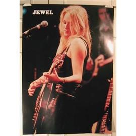 Jewel - AFFICHE MUSIQUE / CONCERT / POSTER