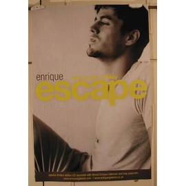 Iglesias Enrique - AFFICHE MUSIQUE / CONCERT / POSTER