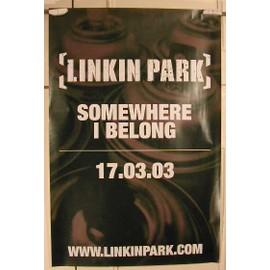 Linkin Park - 37697 - AFFICHE MUSIQUE / CONCERT / POSTER