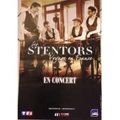 Les Stentors - Affiche Musique / Concert / Poster